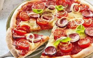 Pica s klobaso