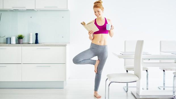Pretkani načini, na katere se vadba pritihotapi v vaš vsakdan (foto: profimedia)