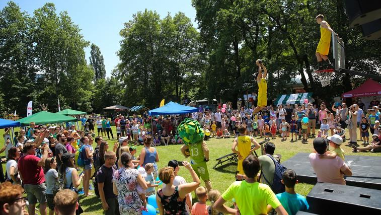 Kam z otroki v nedeljo, 9. junija? Na Čarobni dan v Tivoli! (foto: Promocijsko gradivo)