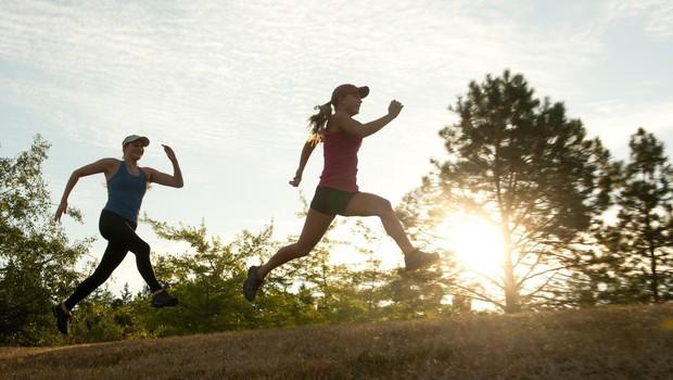 Kako je mogoče, da nekdo, ki je prav tako majhen/visok/suh/krepek kot jaz, teče hitreje? (foto: Profimedia)