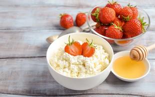 Stopimo kilograme z jagodami