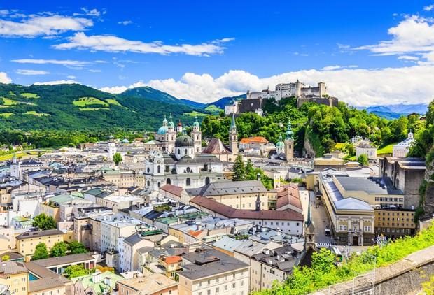 Ideja za vikend izlet: Raziščimo Mozartovo mesto
