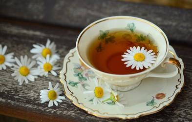 6 čajev za pomirjanje