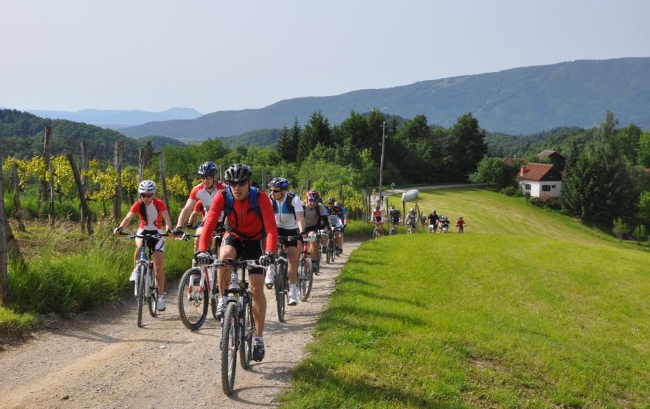 Gremo na največje in najbolj zabavno ekipno kolesarjenje v Sloveniji! (foto: Mediaevent)