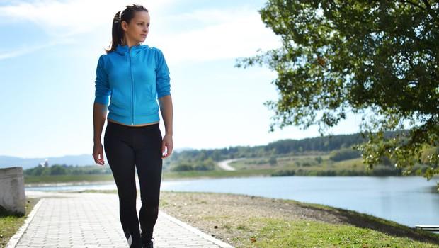 9 stvari, ki jih morate upoštevati, če želite shujšati s pomočjo hoje (foto: Profimedia)