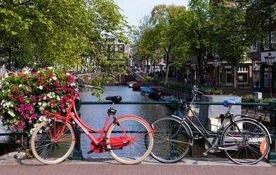 Kolesarjem prijazna mesta v Evropi