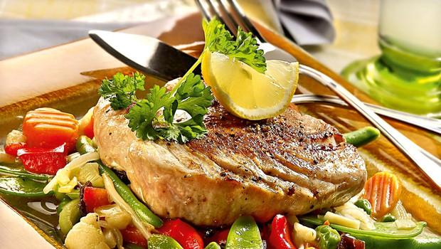 Tunov steak po azijsko (foto: Profimedia)