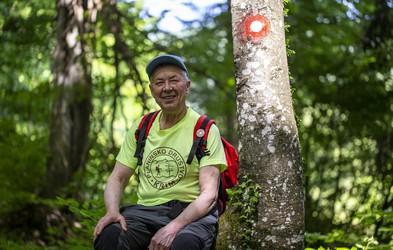 Delo junakov: za kar 1700 planinskih poti po Sloveniji skrbi le 807 markacistov