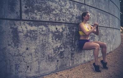 Kratek intenziven trening za oblikovanje mišic