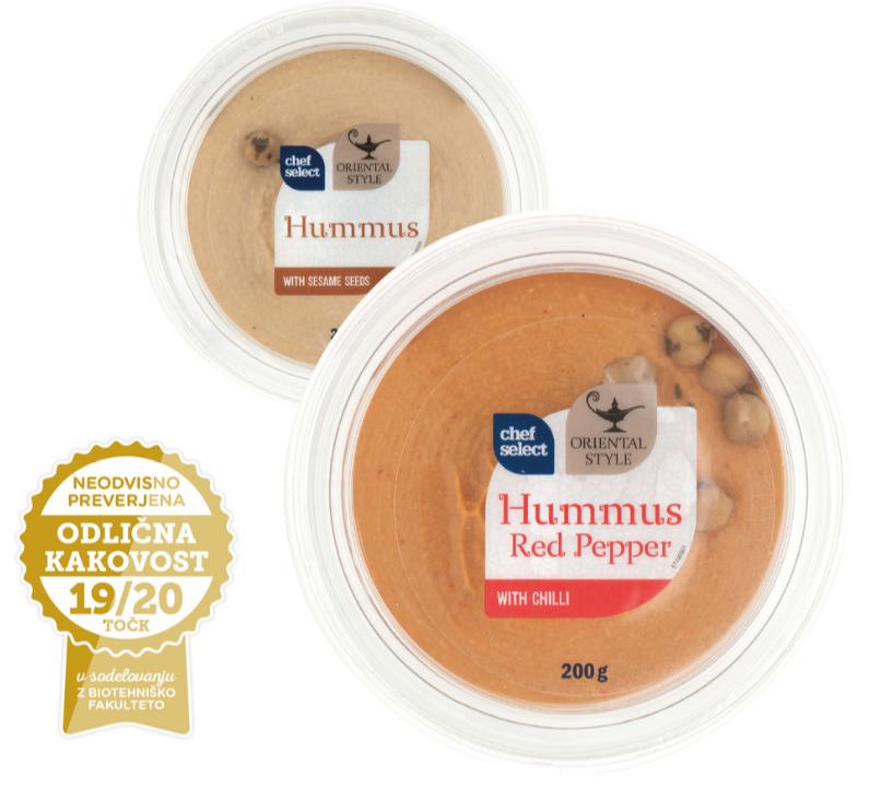 lidl - humus