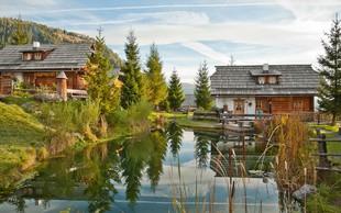 4 idilične glampinge lokacije v alpski pokrajini