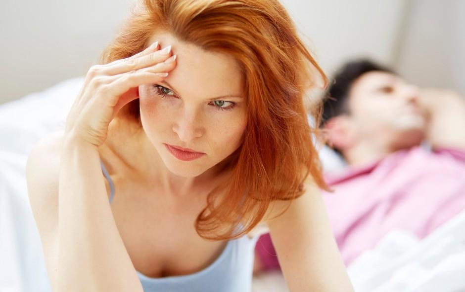 Spori o teh stvareh, največkrat pomenijo razpad zveze (foto: profimedia)