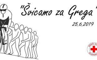 Pridružite se dobrodelni akciji Švicamo za Grega