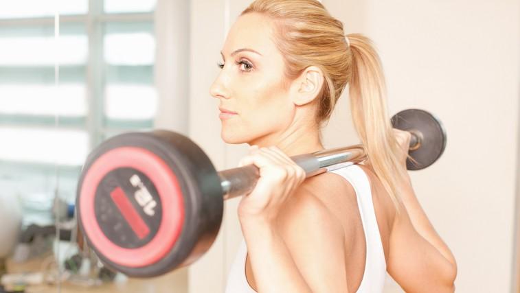 Ali namesto maščobe izgubljate mišice? (foto: Profimedia)