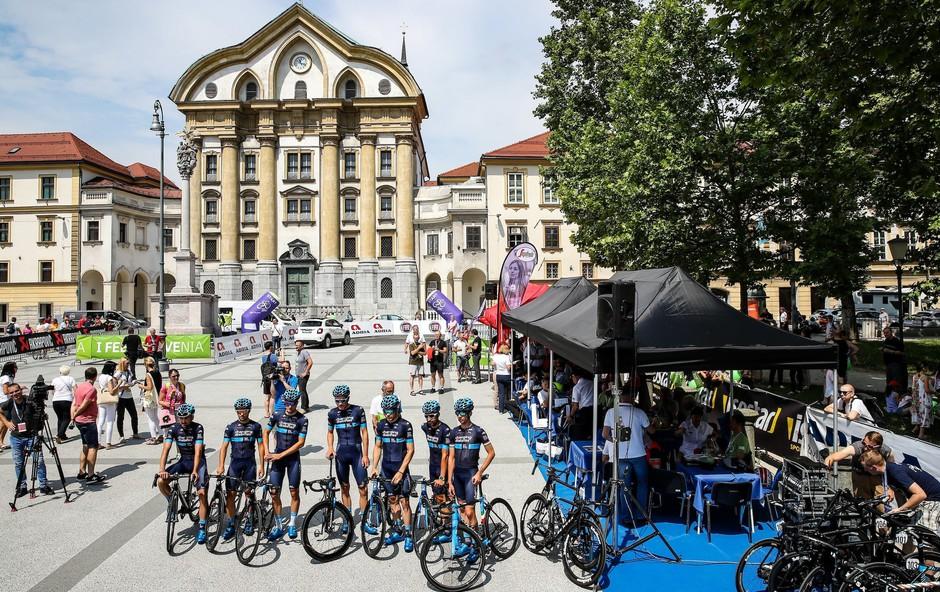 #DarujemKilometre: Slovenci prekolesarili 5.415 kilometrov v 5 dneh (foto: Grega Stopar (tour of slovenia))