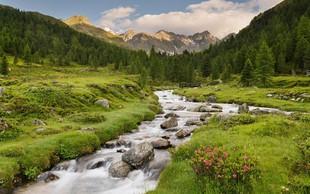 Ste že prehodili Alpe-Adria-Trail?