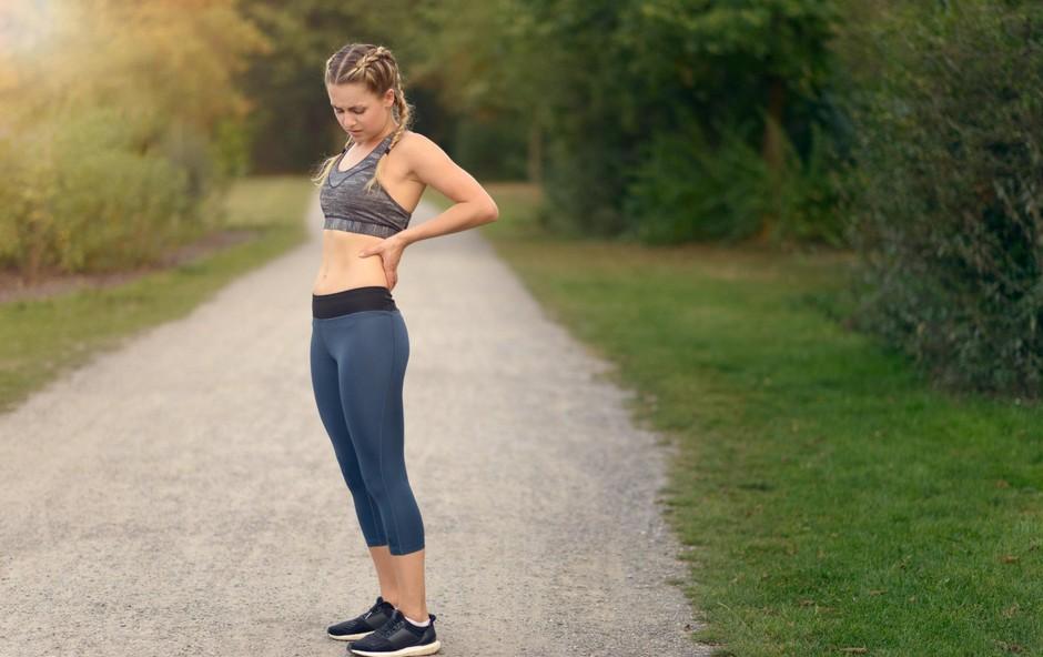 Kdaj imate utemeljen razlog, da odstopite od maratona? (foto: profimedia)