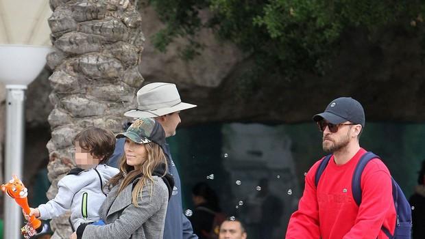 Justin Timberlake odličen v dvoročnem sekirometu (foto: Profimedia)