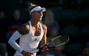 Wimbledon: Polona Hercog z najstniško senzacijo Cori Gauff