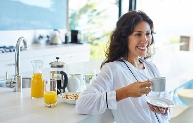 Recept: Jutranja solata za zajtrk