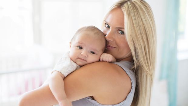 Kaj o vaši osebnosti razkriva način, kako držite dojenčka v naročju (foto: Profimedia)