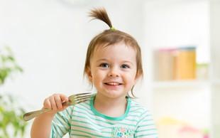 Milenijci vzgajajo pravo »četico« veganskih otrok