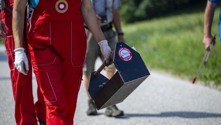 Dan slovenskih markacistov je potekal delovno, v luči izmenjave izkušenj in druženja (foto: Danijel Čančarević)