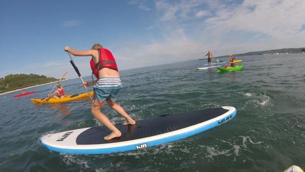 Obiščite park vodnih športov in preizkusite noro zabavne vodne aktivnosti (foto: Promocijsko gradivo)