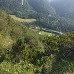 Čudovit pogled na dolino, ki vas spremlja na poti. (foto: zasebni arhiv)