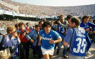 Prihaja Diego Maradona