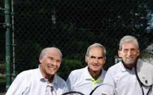 »Nismo še končali svoje dobe,« pravijo Nadal, Federer in Đoković