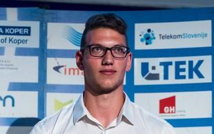Kristjan Čeh – evropski prvak v metu diska med mlajšimi člani