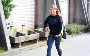 Atletinja Maruša Mišmaš se je poročila