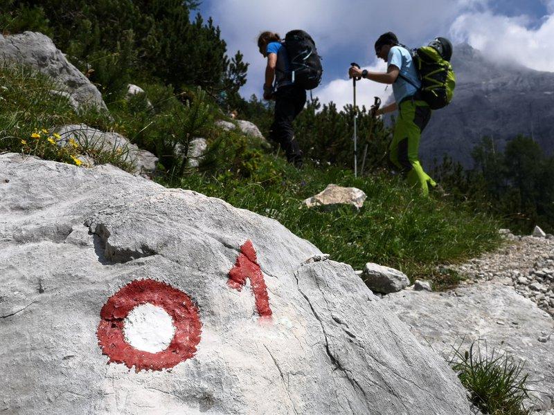 Slovenska planinska pot je zelo zahtevna obhodnica.