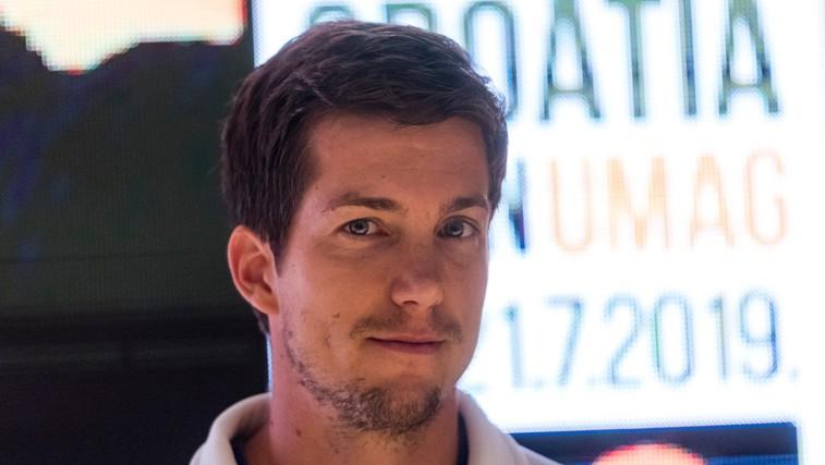 Aljaž Bedene prvi nosilec turnirja v Portorožu (foto: Profimedia)