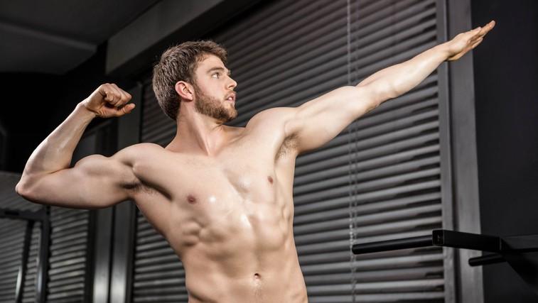 Zakaj so nam mišice tako zelo seksi (foto: Profimedia)