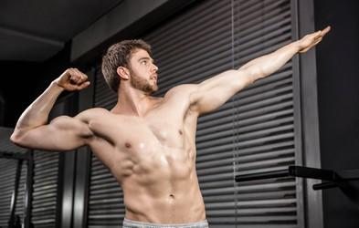 Zakaj so nam mišice tako zelo seksi