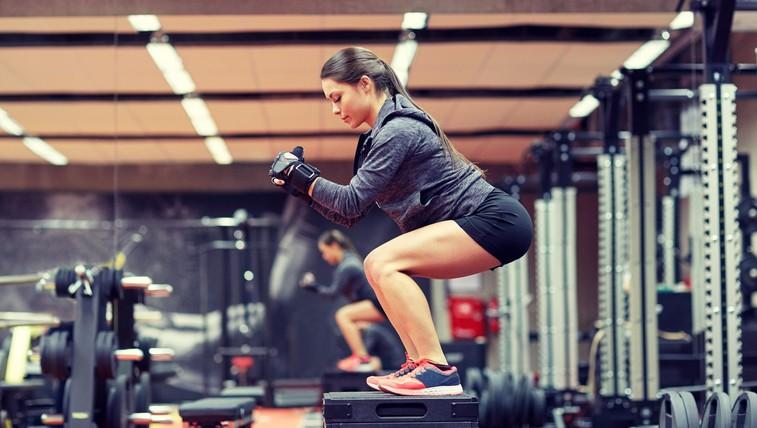 30 dnevni izziv z lastno telesno težo. Zmorete? (foto: profimedia)