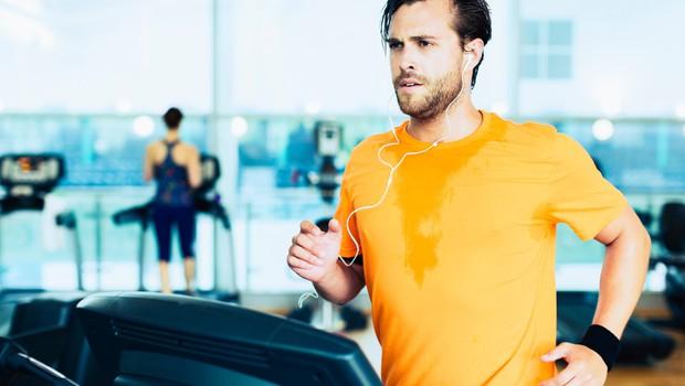 Ali lahko shujšate zato, ker se med vadbo potite? (foto: Profimedia)