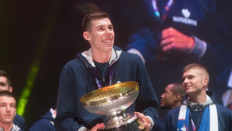 Vlatko Čančar se bo pridružil Dončiću in Dragiću v NBA (foto: Profimedia)
