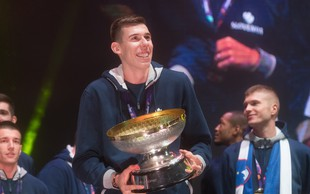 Vlatko Čančar se bo pridružil Dončiću in Dragiću v NBA