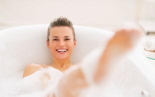 Pozitivni učinki kopeli in zakaj bi si jo morali privoščiti tudi moški