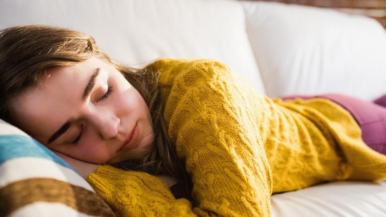 Ali lahko dejansko nadoknadite zamujen spanec? (foto: profimedia)
