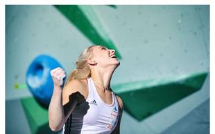 Janja ponovno svetovna prvakinja, Kramplova podprvakinja