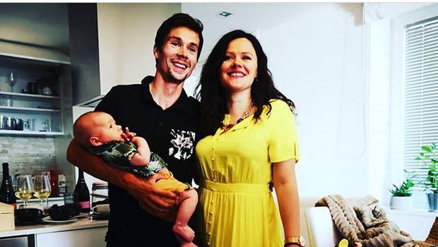 Pred Dirko po Španiji še sladko presenečenje za očka Rogliča (foto: Instagram)