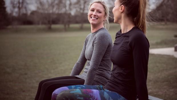 Za fit telo ne potrebujete le vadbe, ampak tudi … (foto: profimedia)