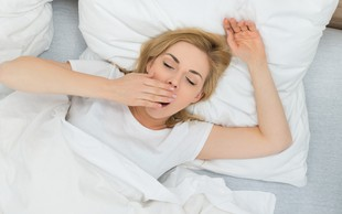 Malo spanca ni recept za uspešnost