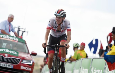 Tadej Pogačar dobil kraljevsko etapo v Andori