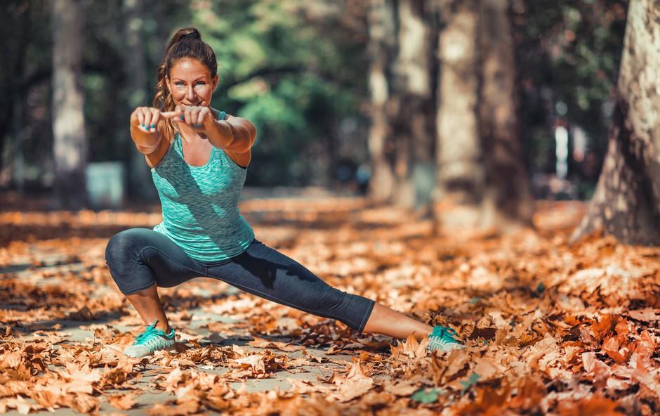 Kako boste od vadbe dobili največ dobrih učinkov? (foto: profimedia)