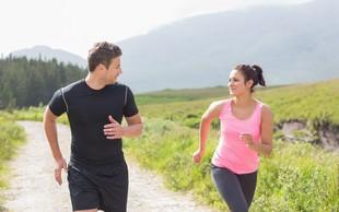 8-tedenski program tekaških treningov (10 km, 21 km, začetniki)